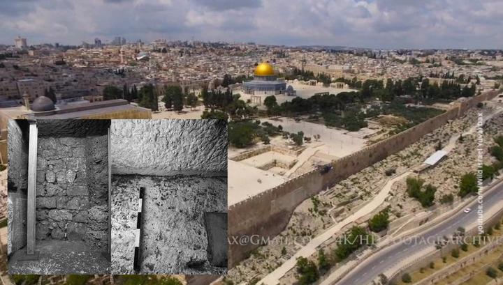 В Израиле археологи раскопали мостовую, построенную по заказу Понтия Пилата