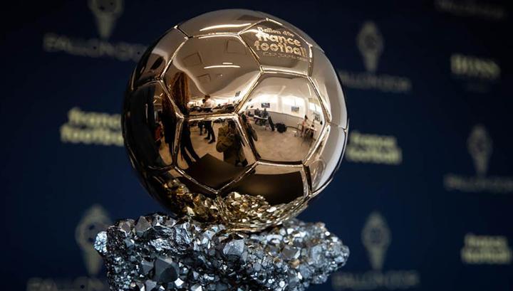 """""""Золотой мяч"""" от France Football: названы все номинанты на главную награду"""