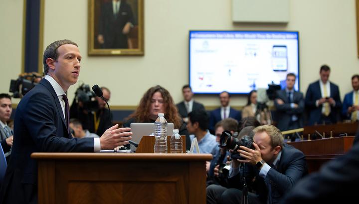 Оправдание как рекламная кампания: Цукерберг отчитался в Конгрессе