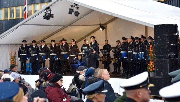 Норвежский Киркенес отмечает 75-летие освобождения Красной Армией от нацистов