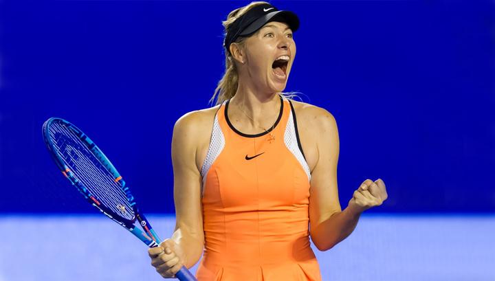 Мария Шарапова покидает Australian Open
