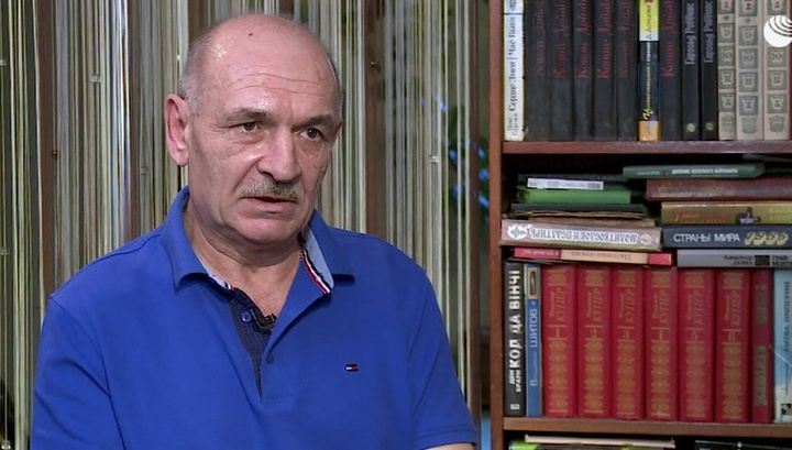 Цемах рассказал о похищении и украинском СИЗО