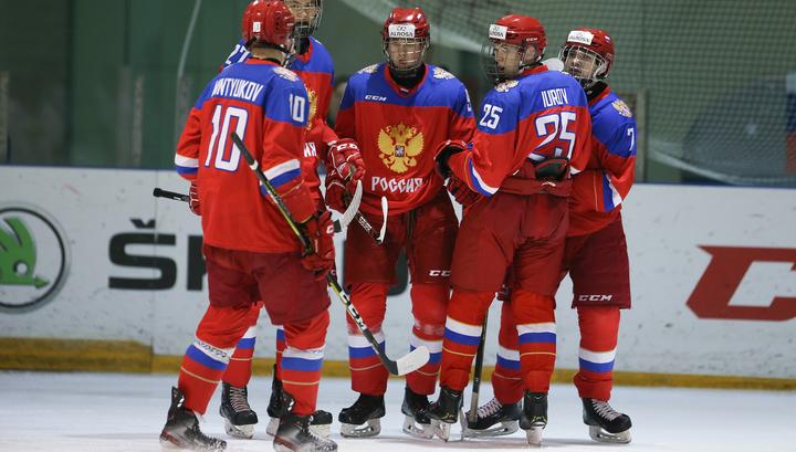 Российские хоккеисты стали чемпионами Мирового кубка вызова, разгромив США
