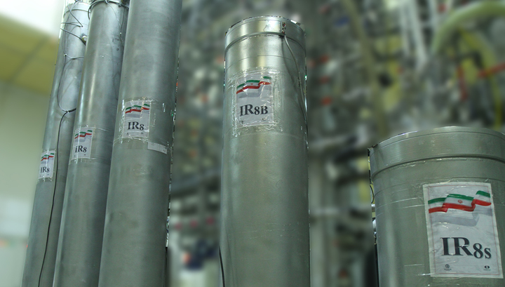 Иран подал газ на центрифуги по обогащению урана