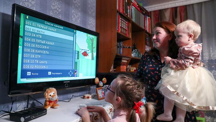 Медведев подвел итоги 12-летнего перехода на цифровое ТВ