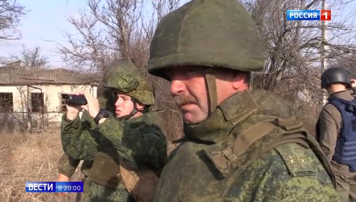 Украина устроила спектакль перед назначенным на 9 ноября разведением сил