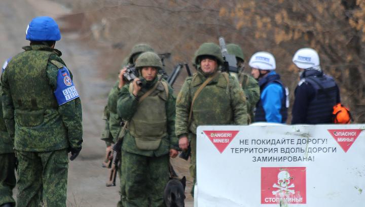 Силы ДНР полностью ушли из Петровского, а украинцы задержались