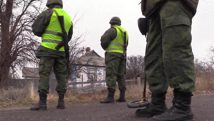 Армия Украины обстреляла участок разведения сил в Петровском