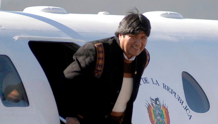 Оппозиция Боливии пытается быстро арестовать бывшего президента Моралеса