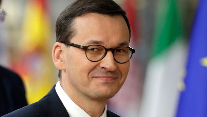 Премьер-министр Польши выступил с русофобскими заявлениями