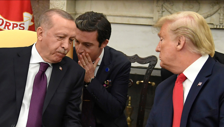 "Эрдоган вернул Трампу его письмо ""с дураком"""