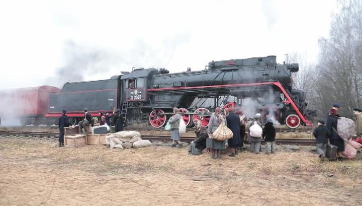 В Музее Победы воссоздадут железнодорожный вокзал и эвакуацию