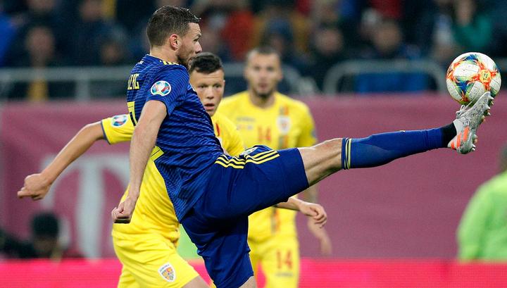 "Форвард ""Краснодара"" Берг вывел сборную Швеции на Евро-2020 photo"