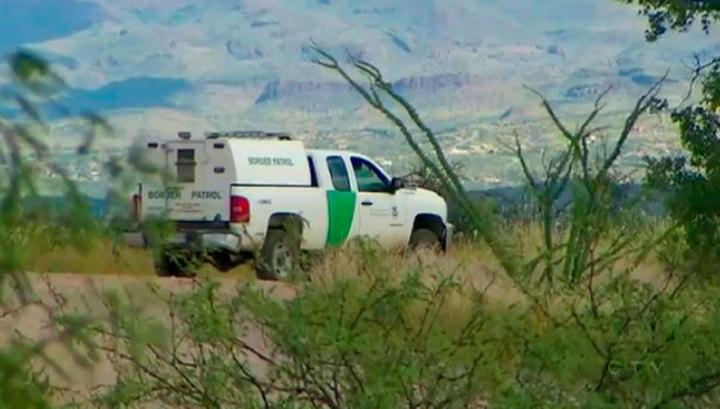 Названо имя раненного на мексиканской границе россиянина