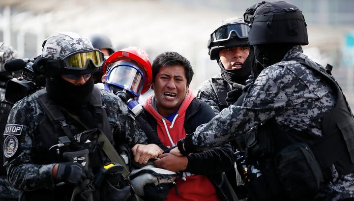 Новые власти Боливии морят голодом сторонников Моралеса