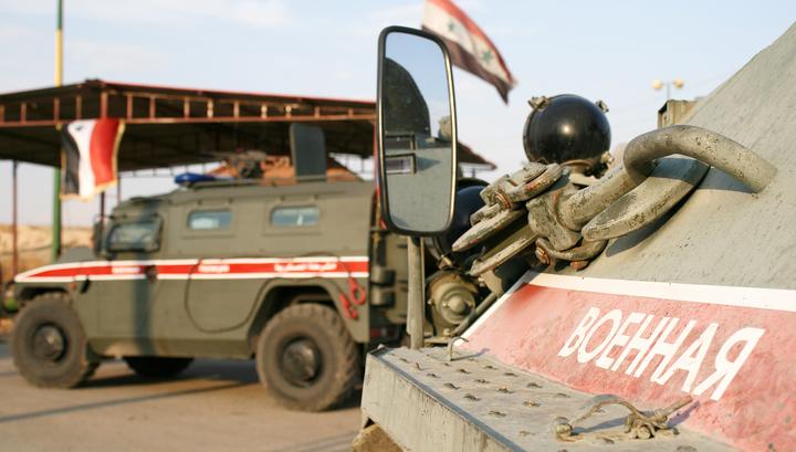 В Сирии начал работу седьмой российско-турецкий патруль