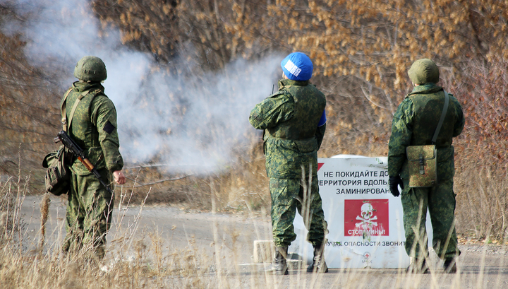 Провокационные обстрелы у Петровского: ДНР пожаловалась на ВСУ