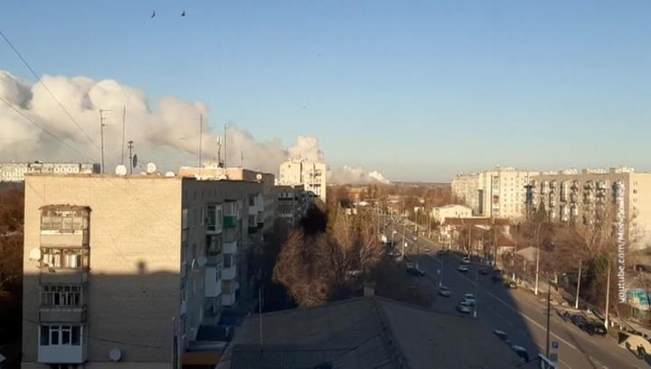 Взрывы в Балаклее могли произойти из-за ракетного двигателя