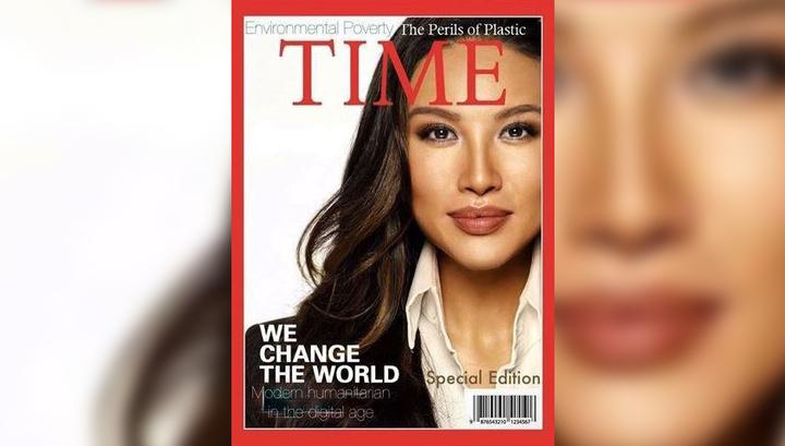 Скандальное увольнение: сотрудница Госдепа подделала резюме и обложку журнала Time