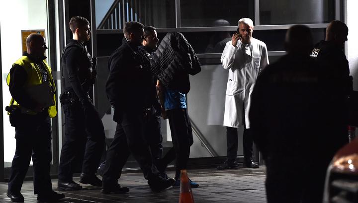 На лекции в берлинской клинике зарезали сына бывшего президента ФРГ