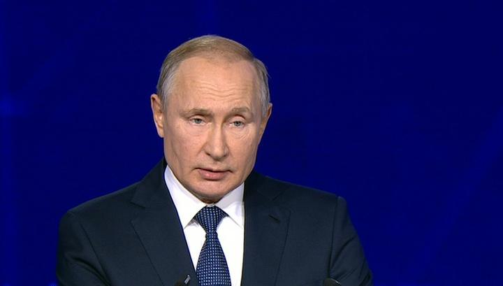 Путин: освоение бюджета идет лучше, чем средств на нацпроекты