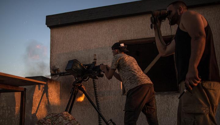 США потеряли беспилотник в небе над Триполи