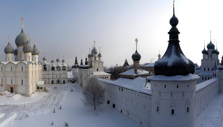 Ради туристов Ростов пошел на эксперименты
