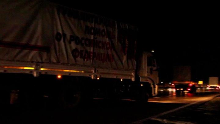 МЧС России доставит жителям Донбасса свыше 580 тонн гуманитарных грузов