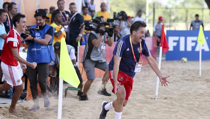 Лихачев – о победе над Бразилией на чемпионате мира: показали русский характер