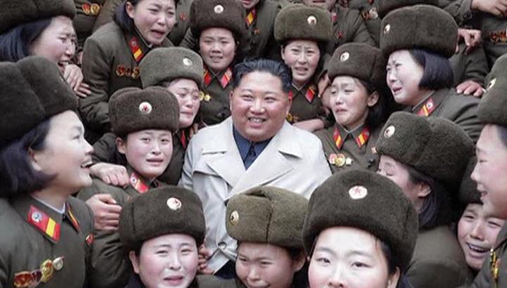 В КНДР подтвердили успешные испытания сверхкрупной установки РСЗО