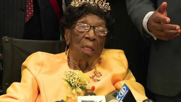 Старейшая жительница США скончалась в возрасте 114 лет