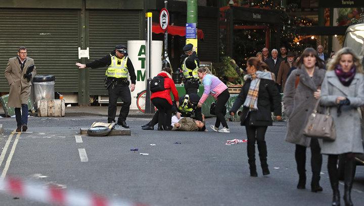 В результате теракта на Лондонском мосту скончались двое человек