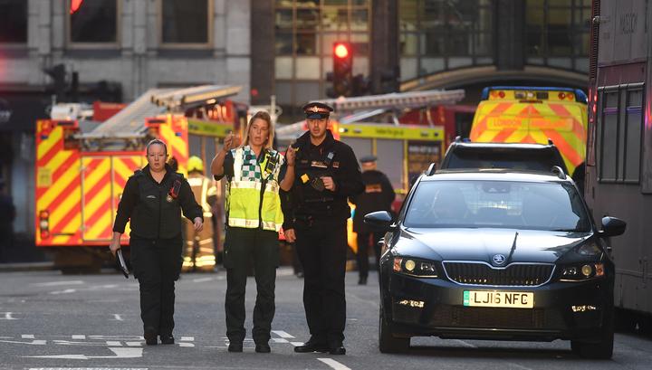 Полиция Лондона установила личность террориста, зарезавшего двух человек