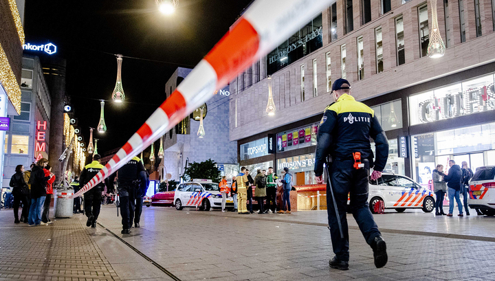 Нападение на подростков в Гааге: подозреваемый схвачен