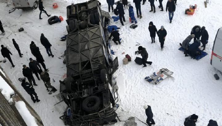Авария в Забайкалье: владелец автобуса отправлен под домашний арест