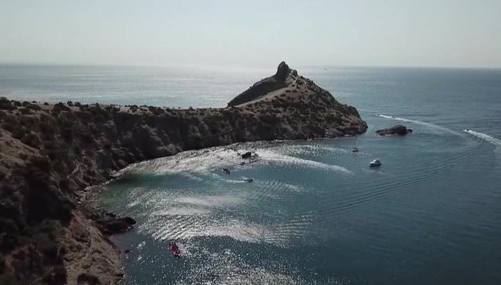 Крым бьет рекорды по зимнему туризму