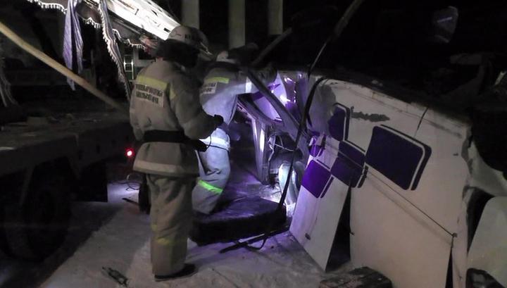Катастрофа в Забайкалье: все, кто выжил, были пристегнуты ремнями безопасности