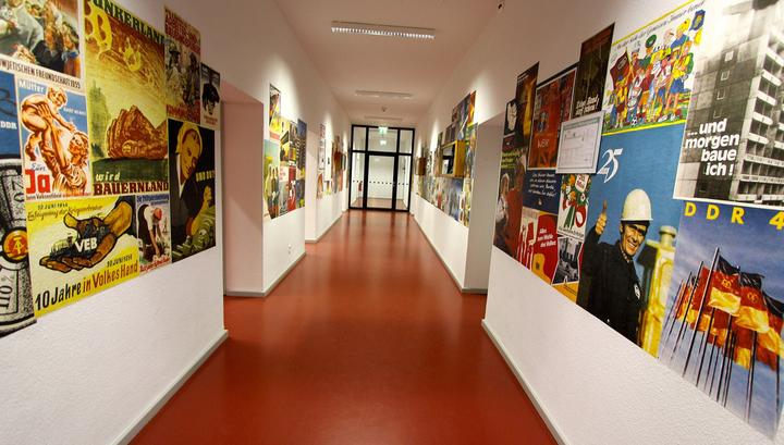 Из музея «Штази» в Берлине похитили ордена и украшения