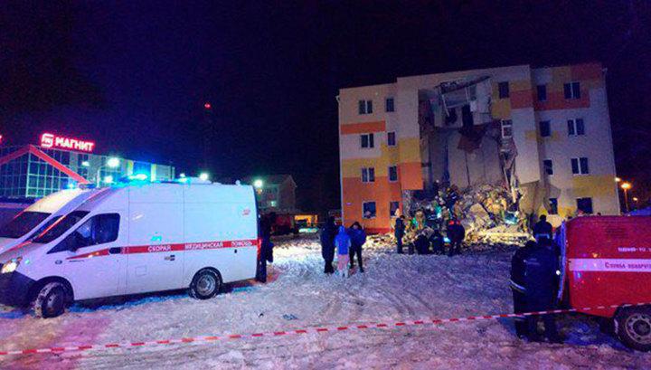 Число пострадавших от взрыва газа под Белгородом выросло до шести
