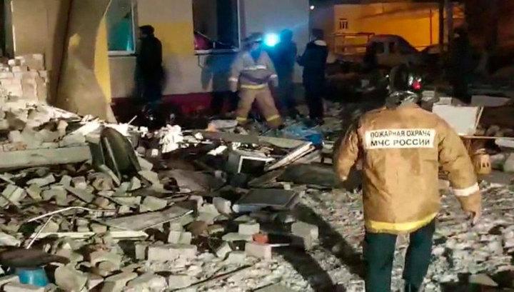 Взрыв газа в доме под Белгородом: хроника событий