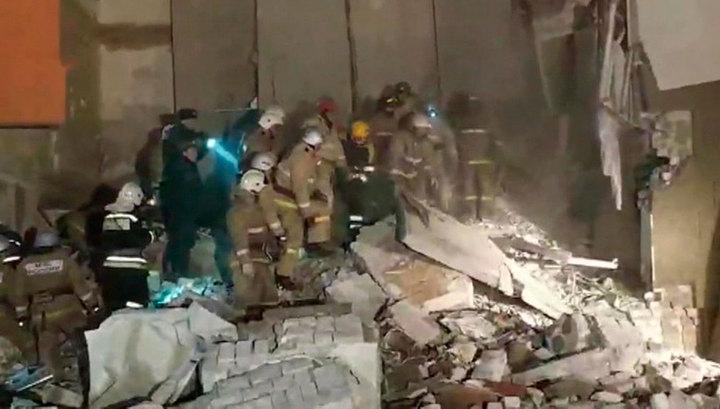 СК назвал основную причину взрыва газа под Белгородом