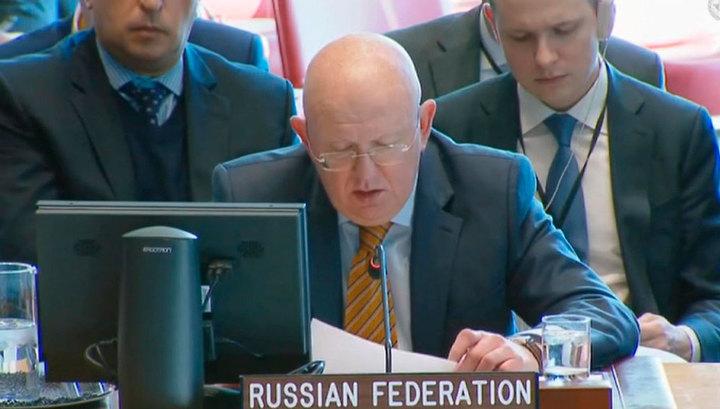 Небензя: Москва внимательно следит за развитием ситуации в Ираке
