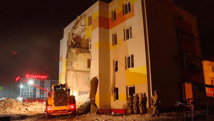 По факту взрыва газа в жилом доме в Белгородской области возбуждено уголовное дело