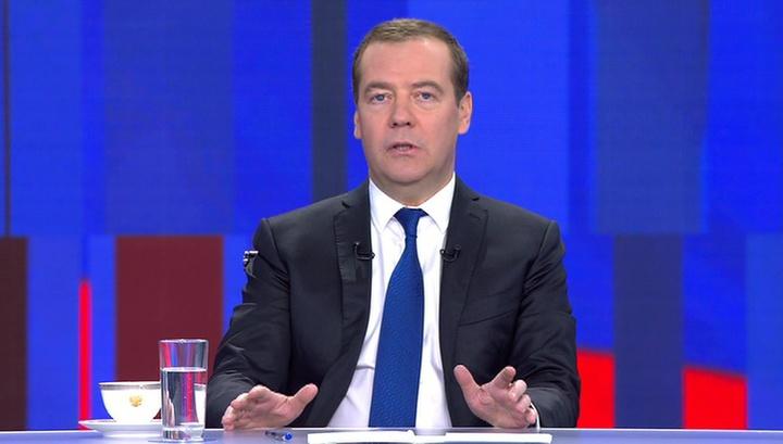 Очутиться у пустой полки? Медведев - об отношении к СССР и 1990-м