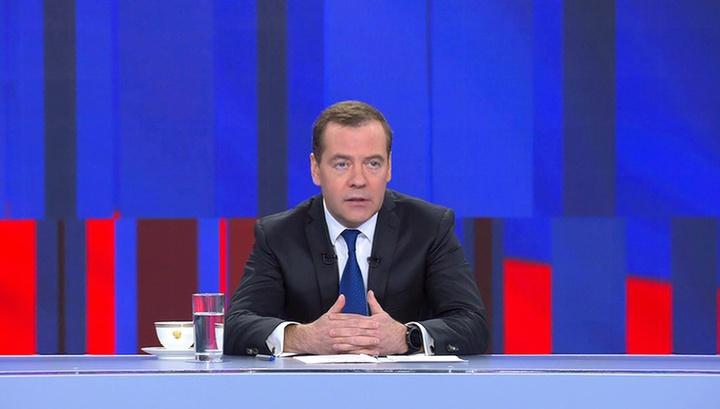 Стала известна зарплата Медведева на новом посту