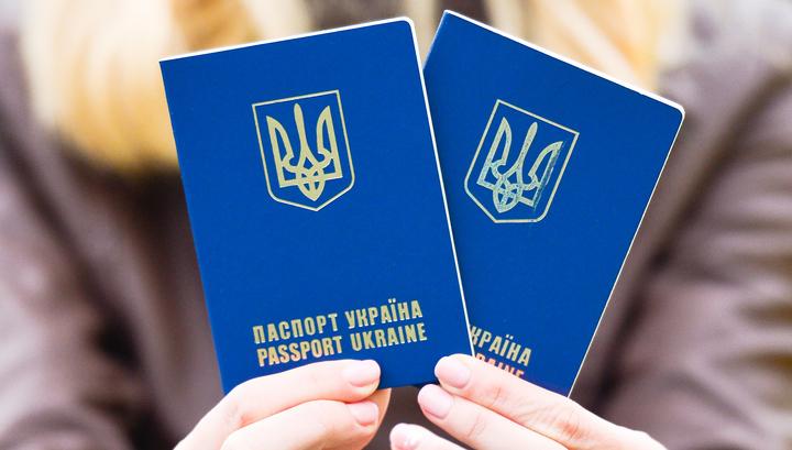 Украина планирует запретить въезд в Россию по внутренним паспортам