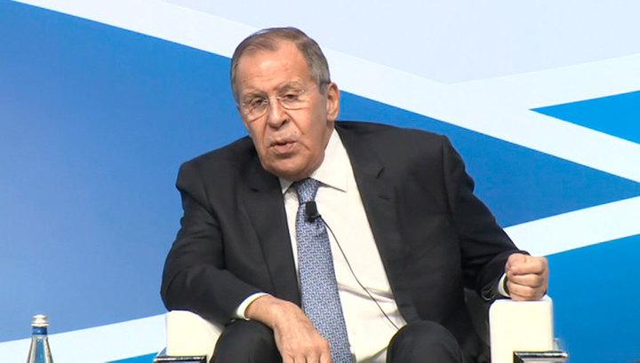 """Лавров: Россия ждет от саммита """"нормандской четверки"""" решений по Донбассу"""