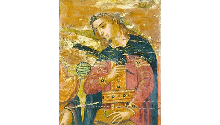 На Крите нашли икону святой Екатерины, написанную Эль Греко