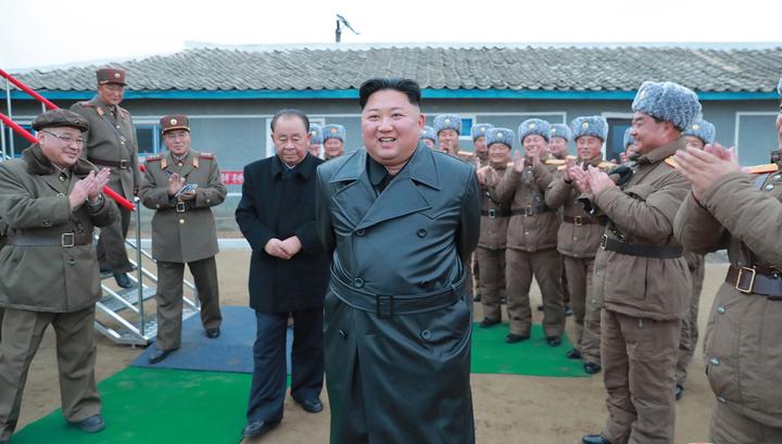 КНДР провела еще одно испытание на своем полигоне