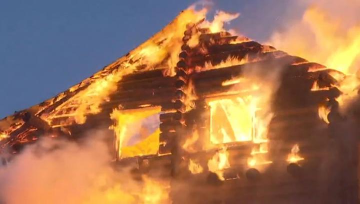 Пожар в подмосковной гостинице локализован